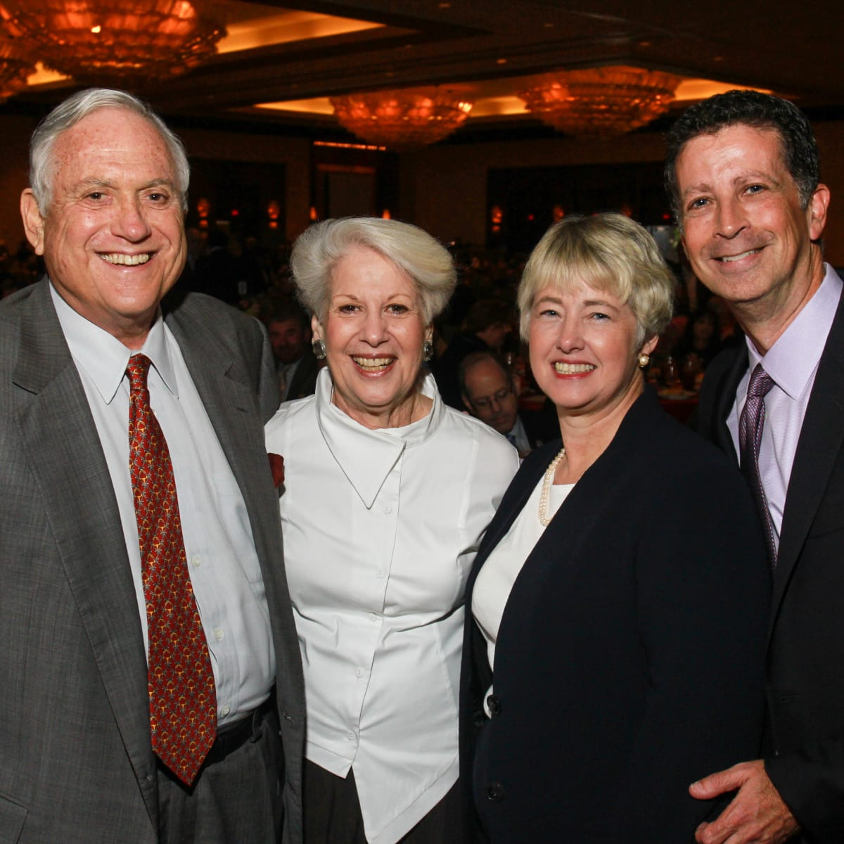 News, Shelby, Holocaust museum luncheon, Nov. 2015, Arthur Schechter, Lorraine Wulfe,Mayor Annise Parker, Barry Mandel.