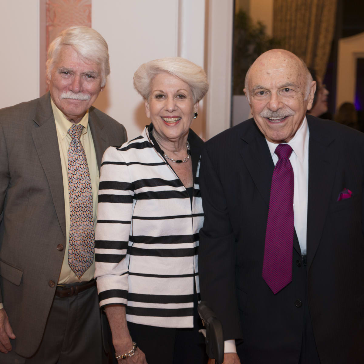 News, shelby, Scenic Houston dinner, Oct. 3015, Andy Icken, Lorraine Wulfe, Ed Wulfe