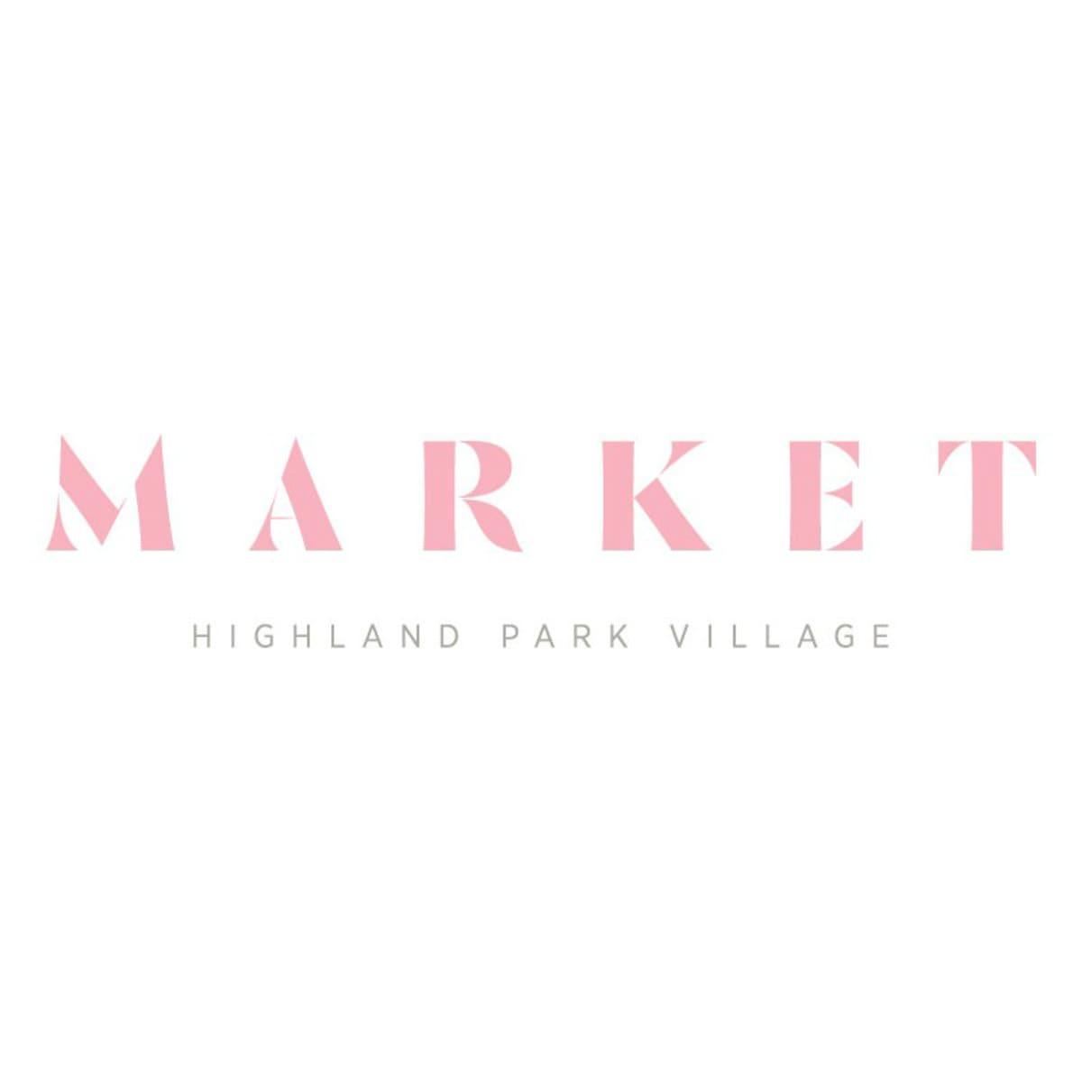 Market at Highland Park Village logo