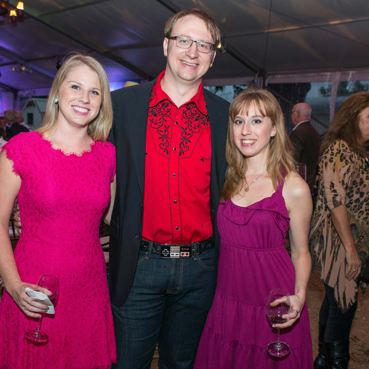 News, shelby, Nature Conservancy gala, Oct. 2015, Rachel Wilson, Jonathan Parker, Hannah Ricks