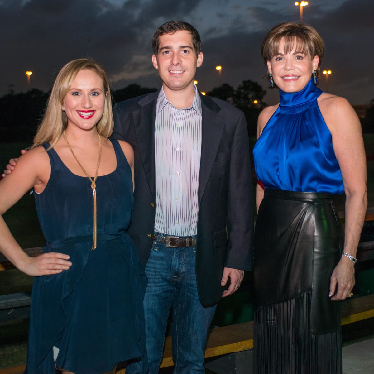 News, Shelby, Nature Conservancy gala, Oct. 2015, Sydney Vanderhider, Michael Vanderhider, Hallie Vanderhider