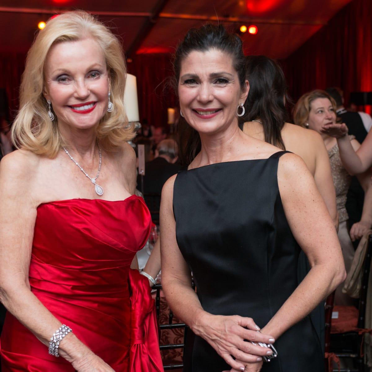 News, Shelby, HGO opening night, Oct. 2015, Pat Breen, Cynthia Petrello
