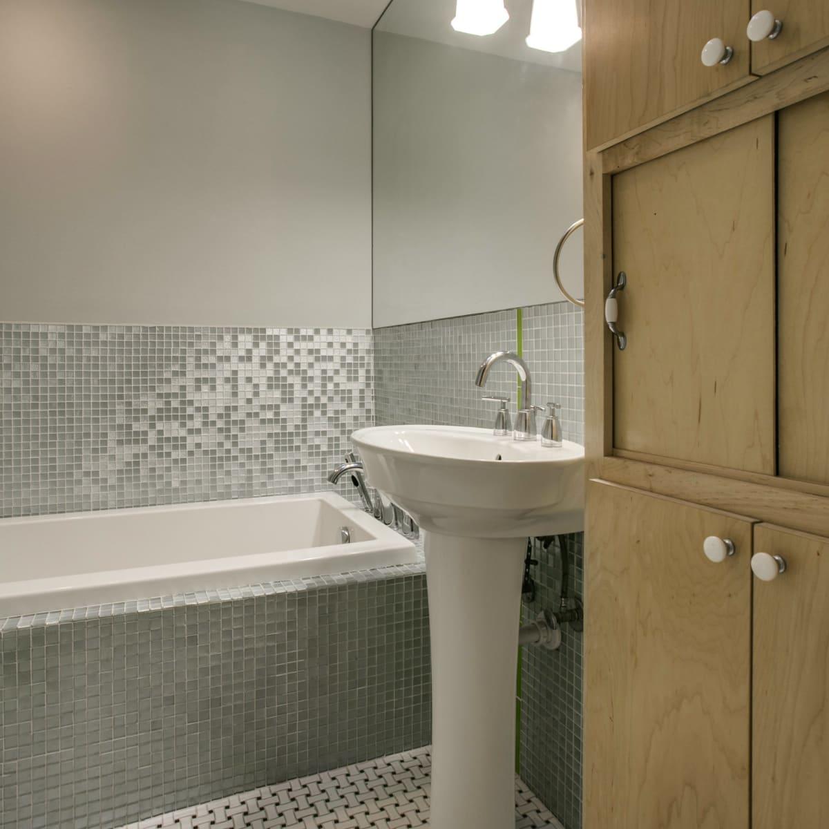 Bathroom at 3820 Shorecrest Dr. in Dallas