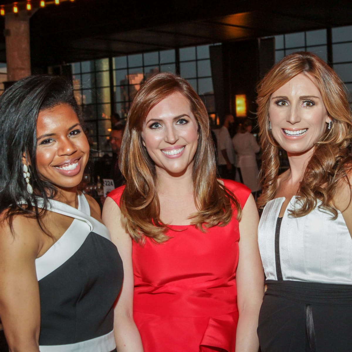 Houston, Domestic Violence Awareness Month event, October 2015, Claire Cormier Thielke, Mary Patton, Brooke Bentley Gunst