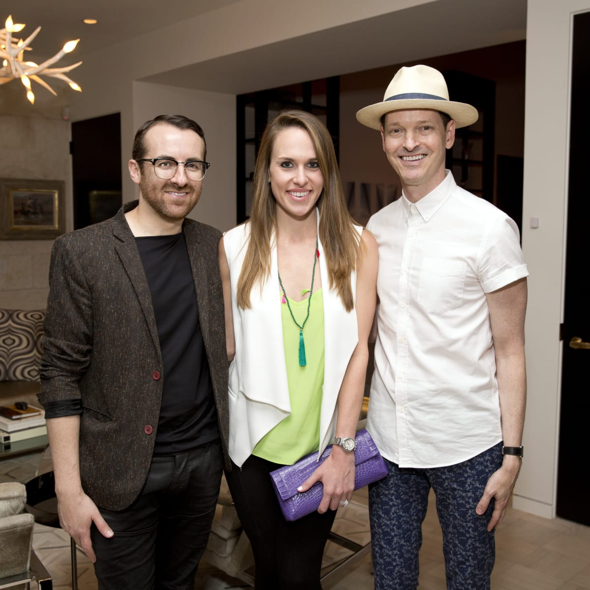 Houston, Casa Dragones launch party, October 2015, Jeremy Garcia, Alex Gottschalk, Brian McCullough
