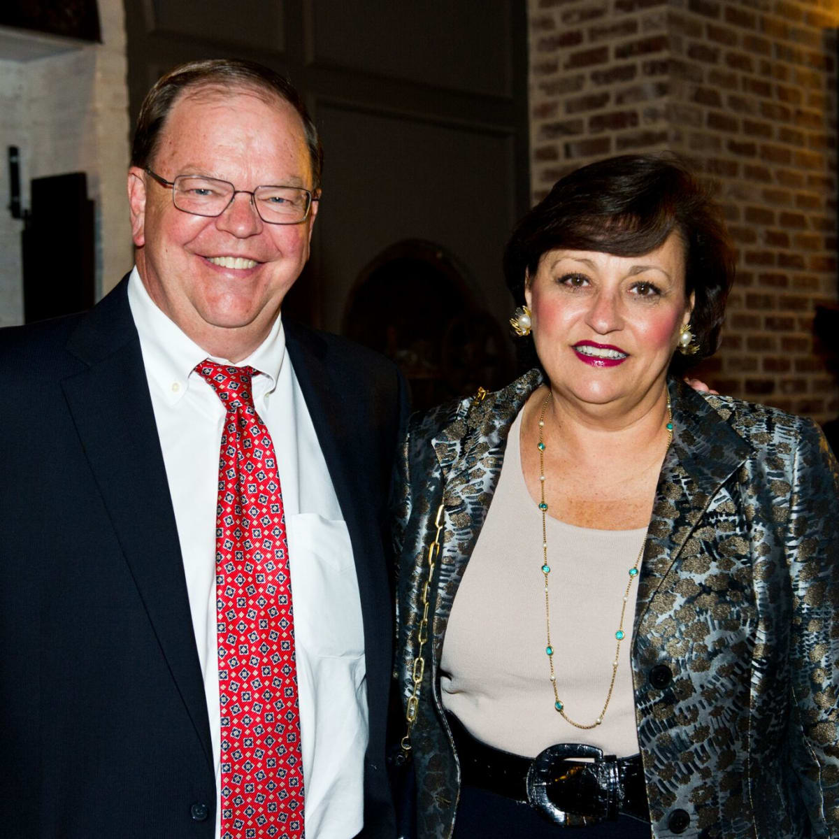 Houston, Friends for Life Among Friends gala, October 2015, John A. Adkins, Susan L. Bickley