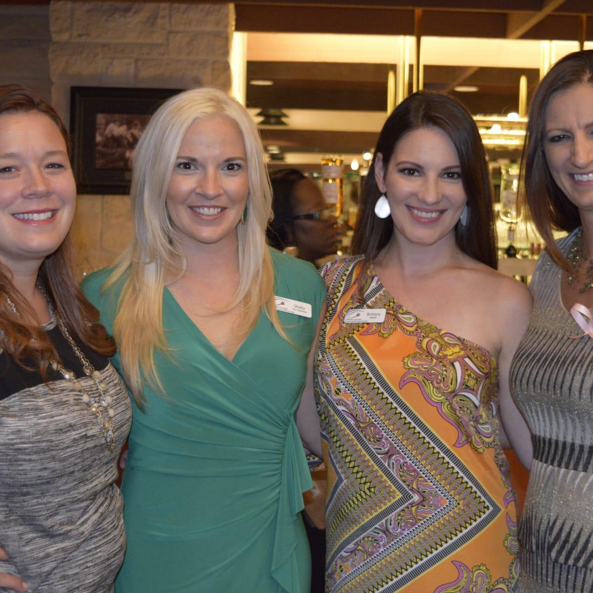 HLSR Trailblazers 2015 Lani Simonton, Shelly Brock, Brittany Kabel, Mandi Day