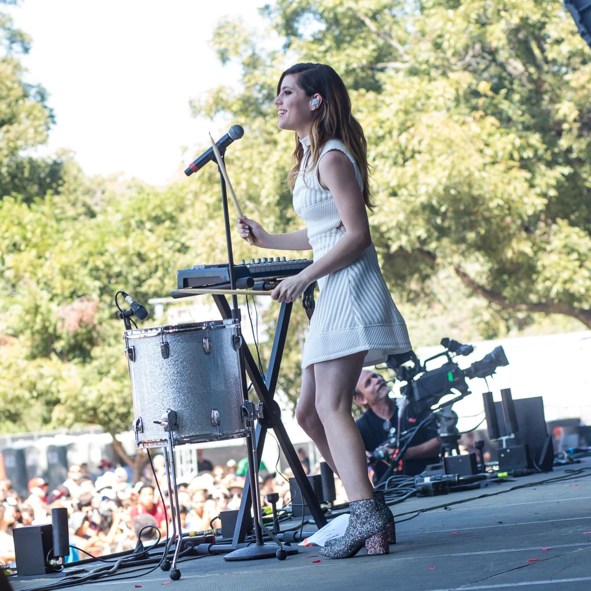 Echosmith at Austin City Limits Festival ACL 2015 Young Photographer Ryder Blue Cavazos