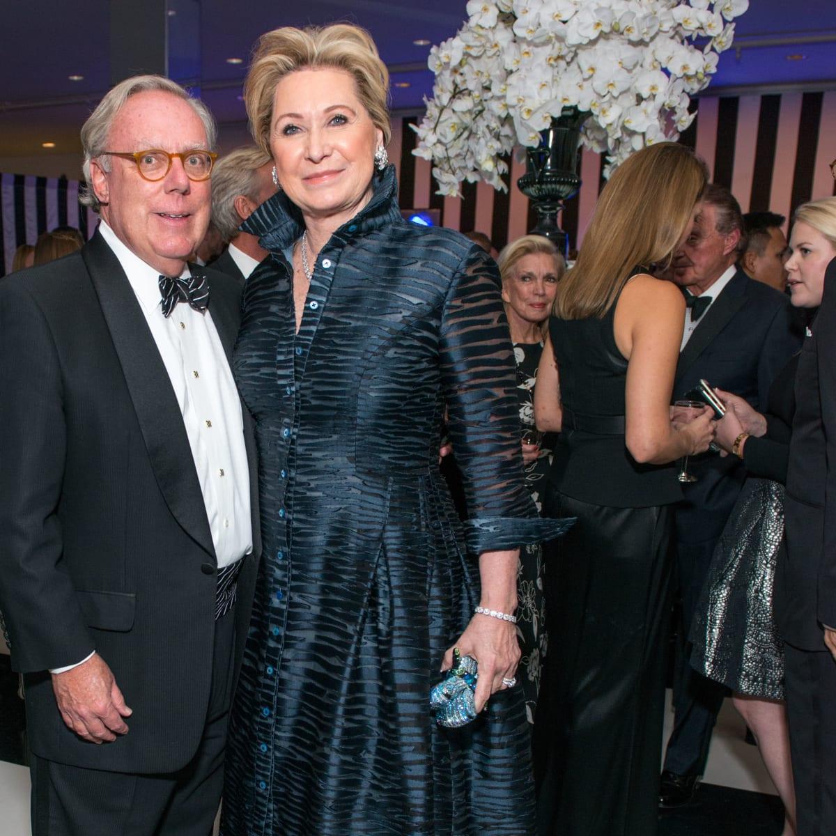 News, Shelby, Museum of Fine Arts gala, Oct. 2015, Mike Linn, Carol Linn