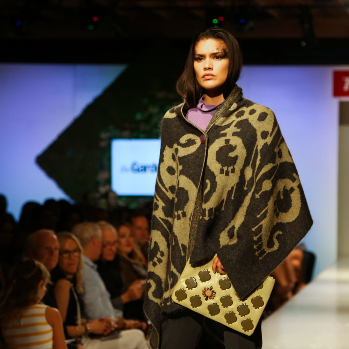 Tribeza Fashion Show 2015 at Brazos Hall The Garden Room