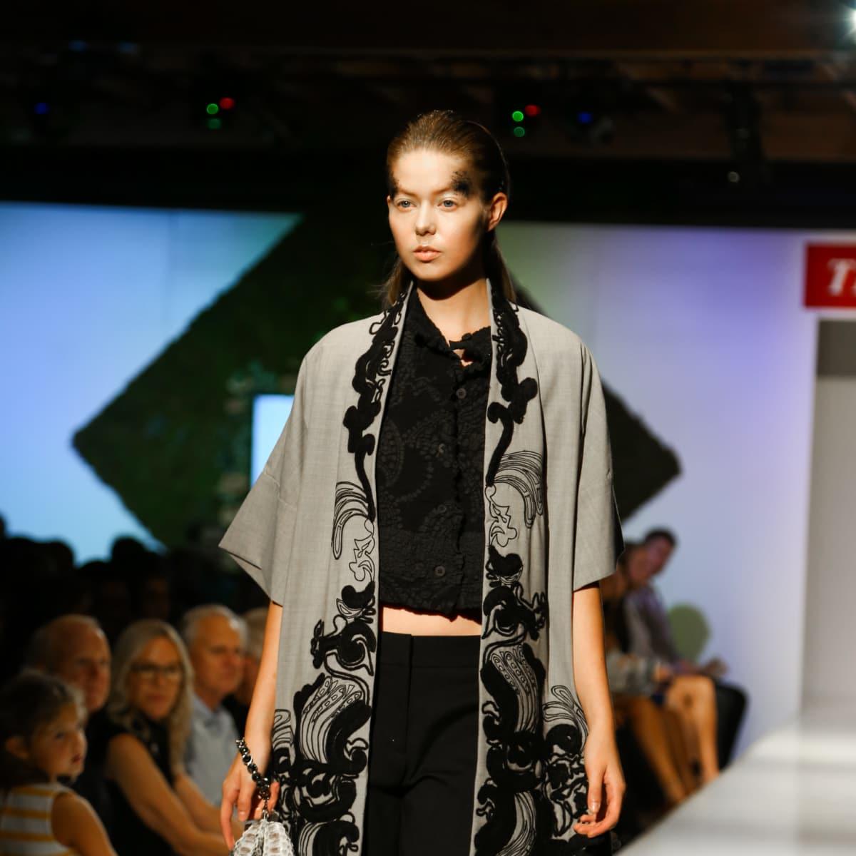 Tribeza Fashion Show 2015 at Brazos Hall The Garden Room