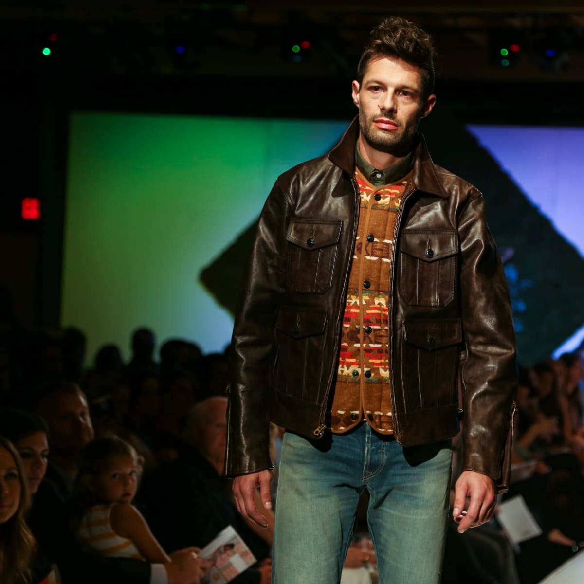 Tribeza Fashion Show 2015 at Brazos Hall STAG Austin