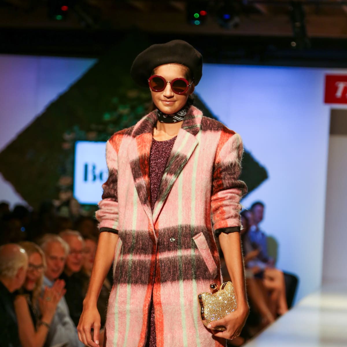 Tribeza Fashion Show 2015 at Brazos Hall Beehive