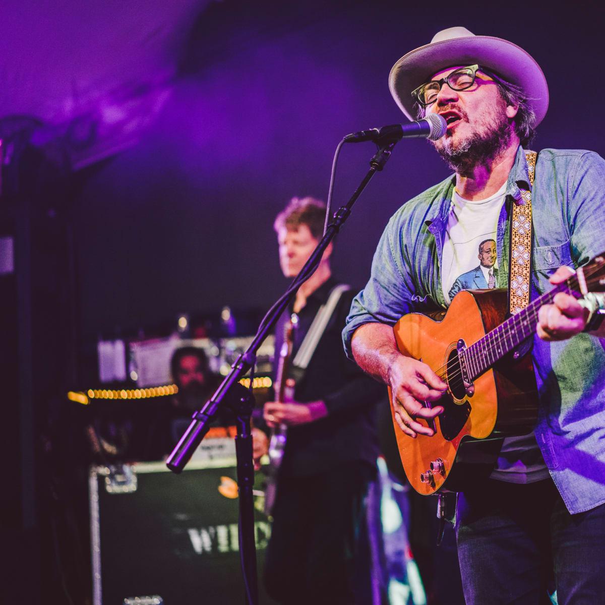 Wilco at Stubb's in Austin September 2015