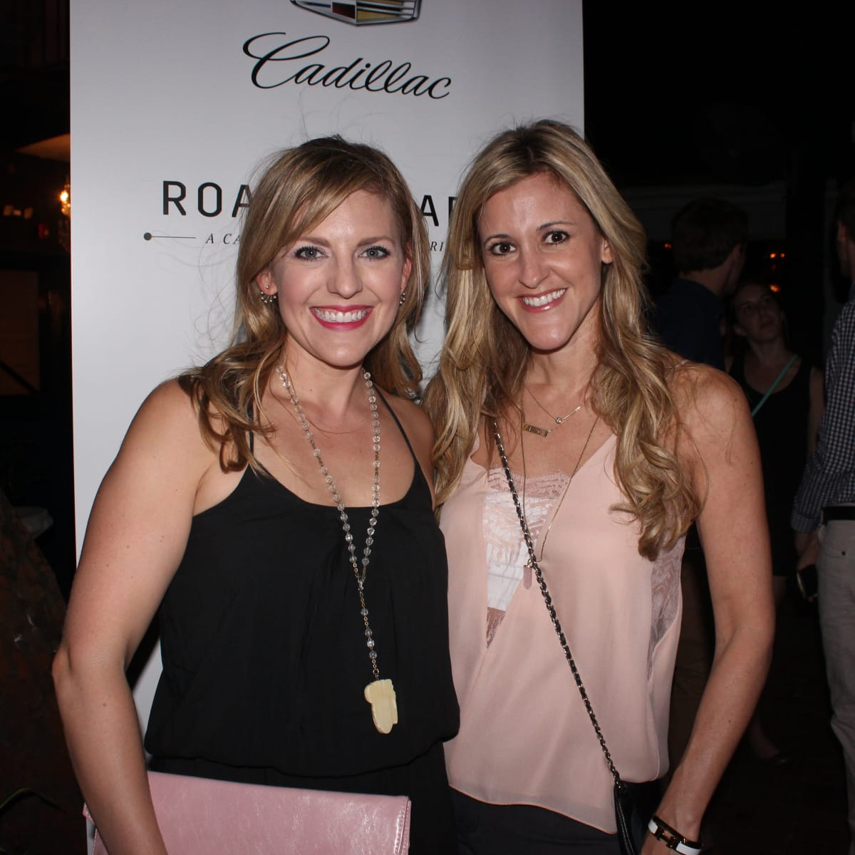 Houston, Cadillac Road to Table dinner, September 2015, Courtney Perna, Courtney Zuboswki Haas