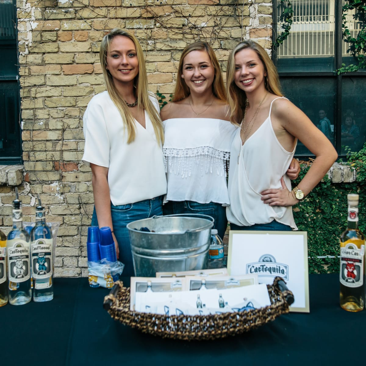 CultureMap Austin Social: Style Edition at the Belmont Cat Tequila