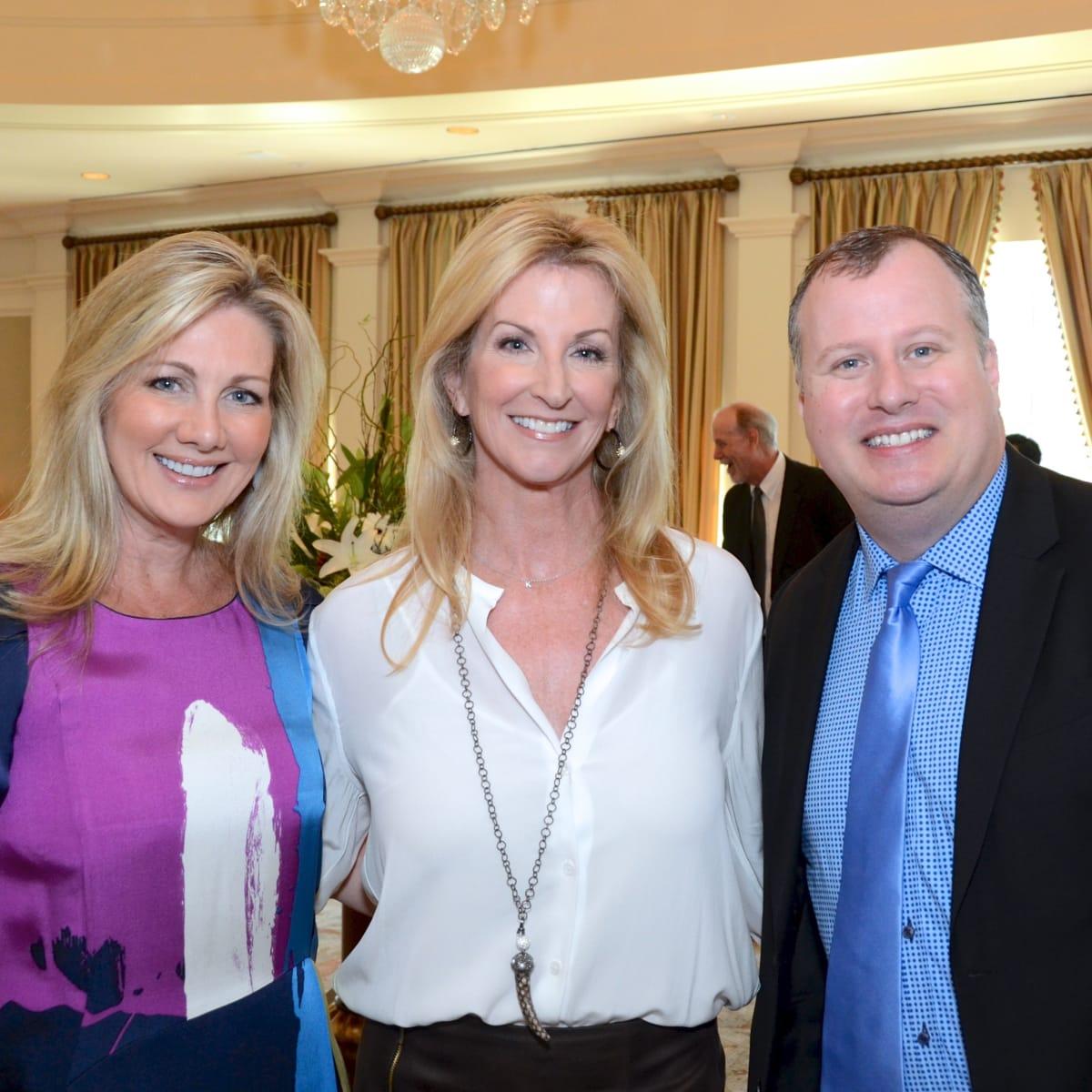 PDAP event Sept 2015 Anne Carl, Kim Moody, Michael Carroll