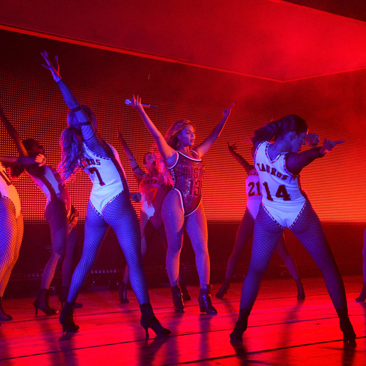 2015 Global Citizens Festival Beyonce performs