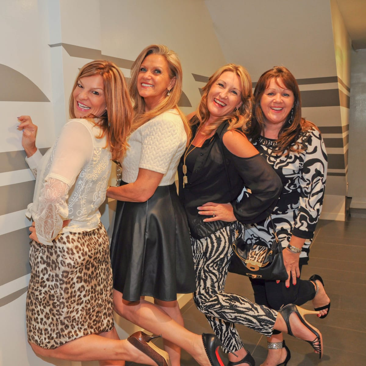 News, Shelby, Ryde for a Cause, Sept. 2015 Lexie Houghtaling, Paige Houghtaling Lindy Tennet, Rhona Aksoy, Rozi Tumbull, Lauren Ramsay