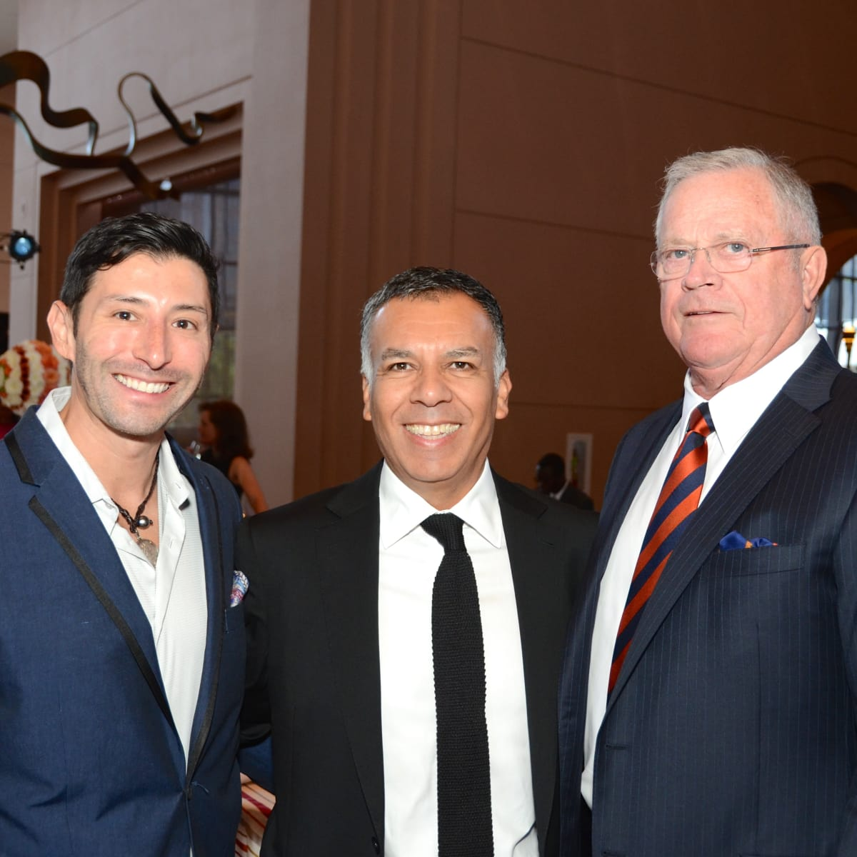 News, shelby, Legacy luncheon, Sept. 2015, Jorge Cantu, Tony Bravo, Richard Werner