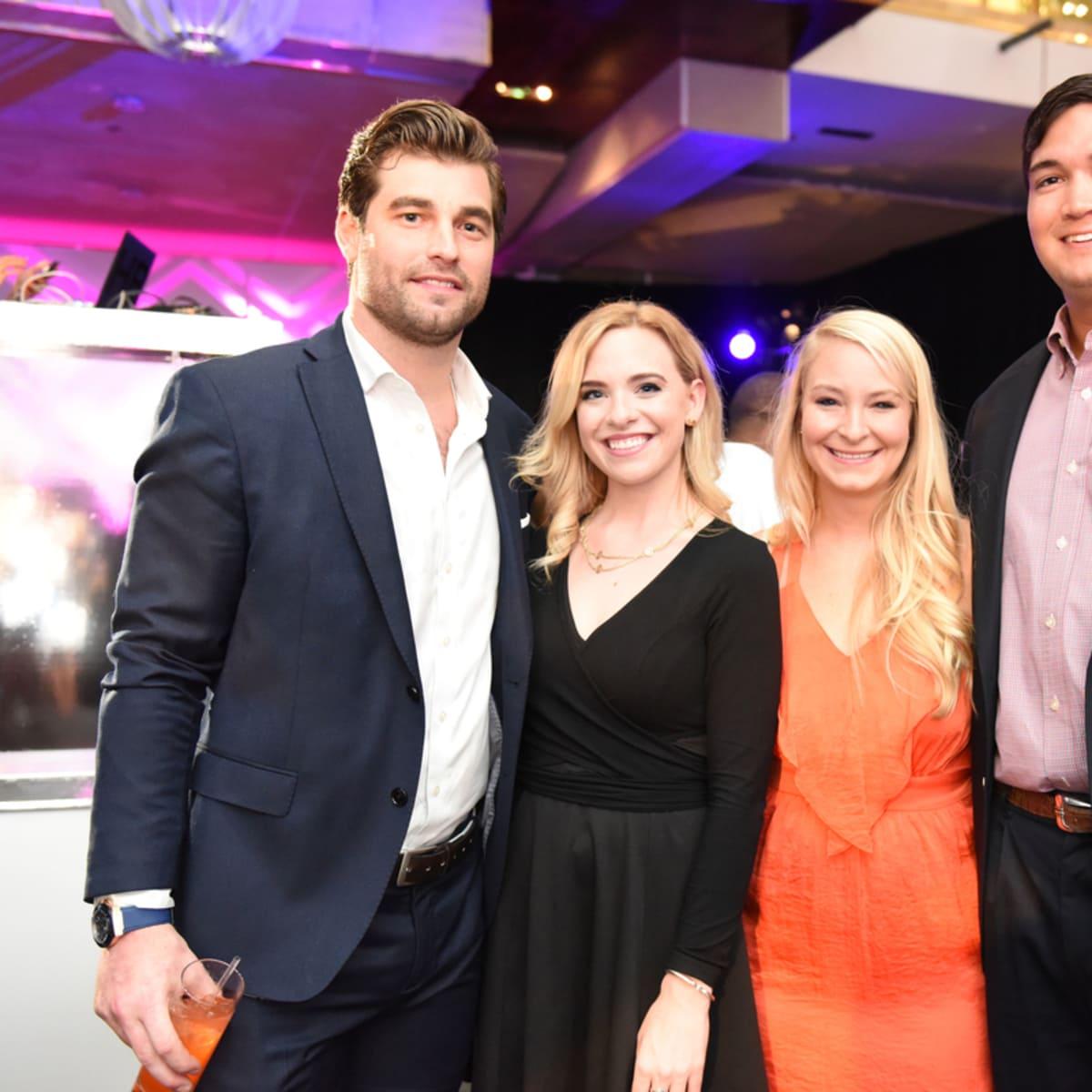 Houston, Vogue Simon Fashion Show, September 2015, Joshua Powell, Kate McNamee, Lauren Fallout, Ethan Welch