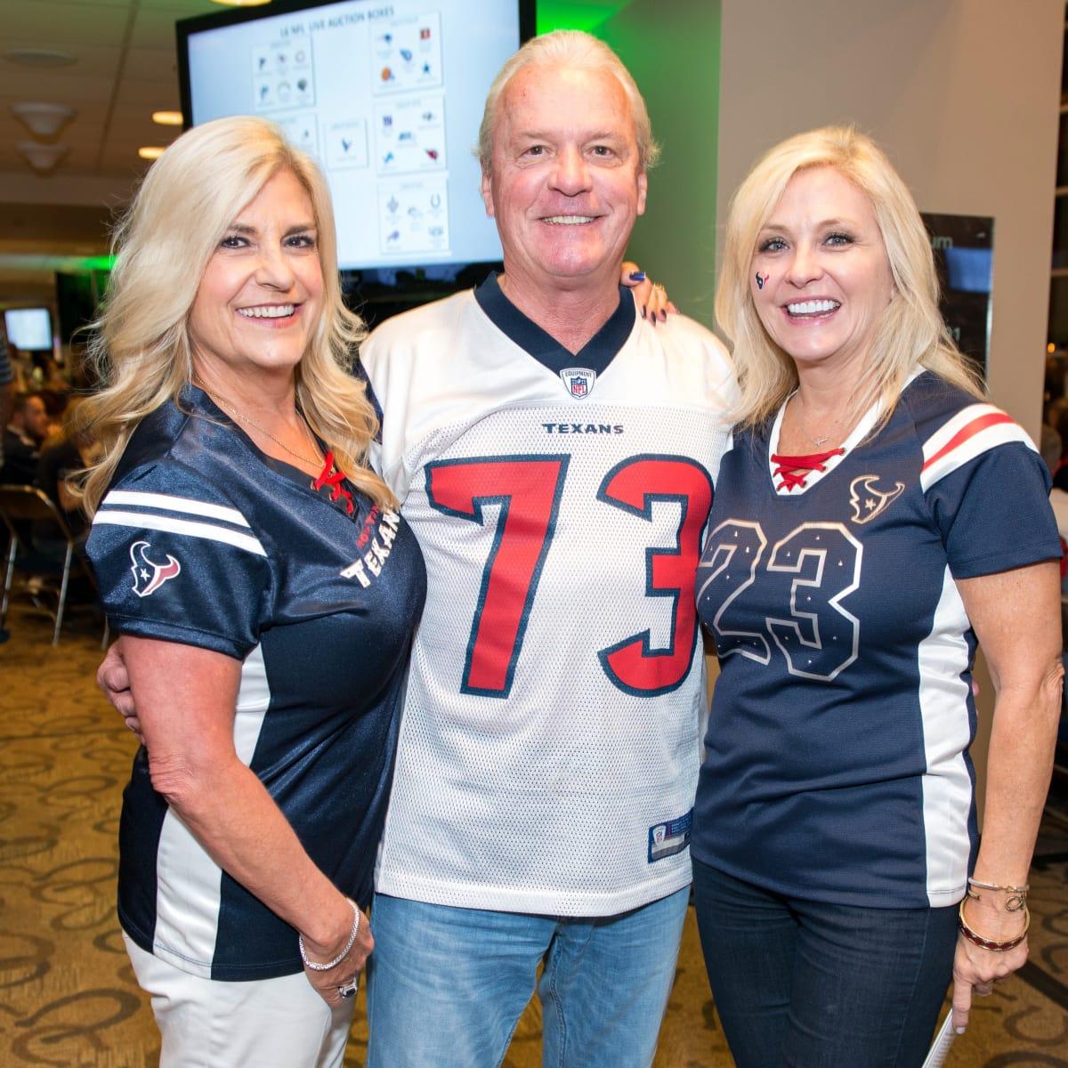 Fantasy Football draft 2015 Vicki and Bill Lehner, Karen DeGeurin