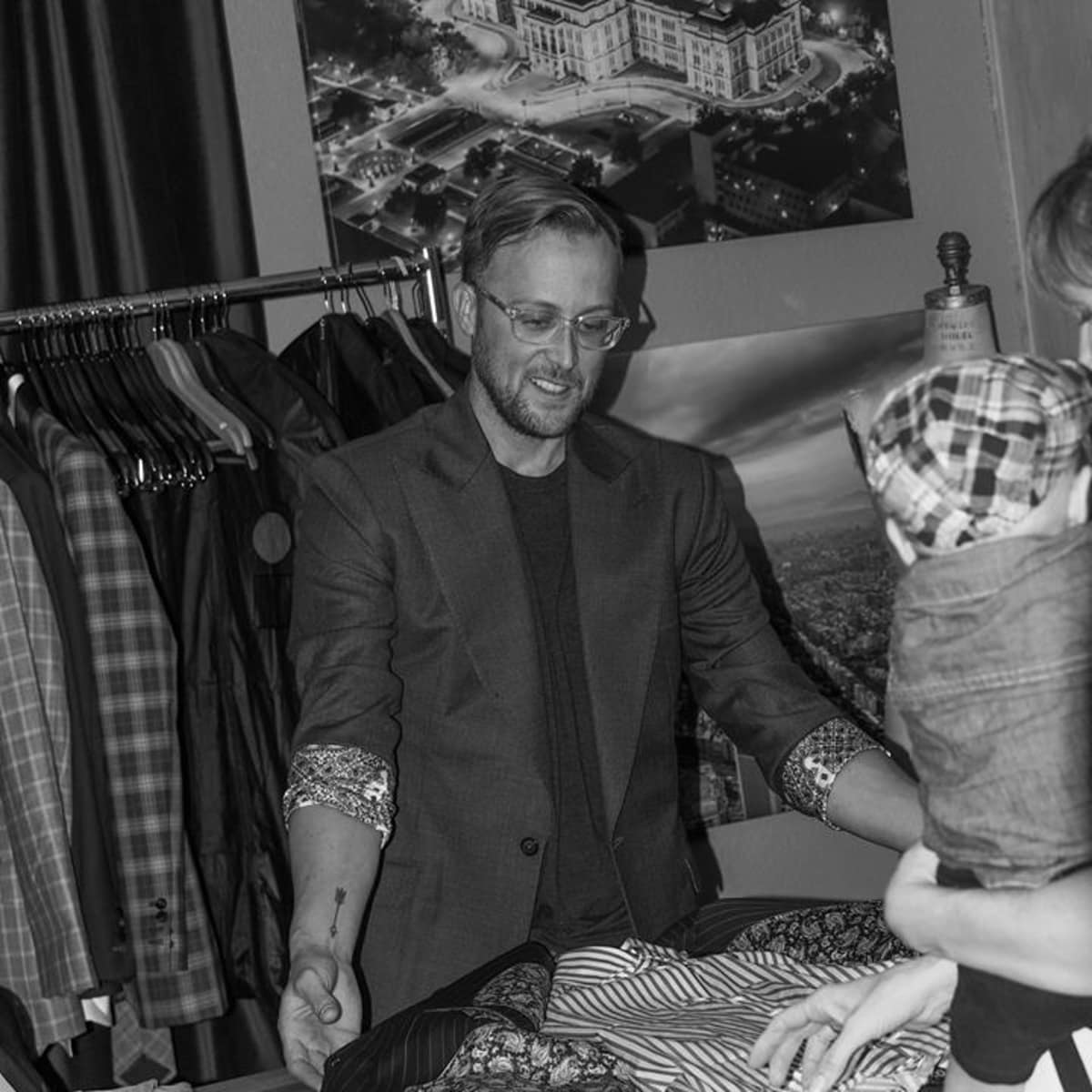 Austin Stylemaker 2015 Ross Bennett