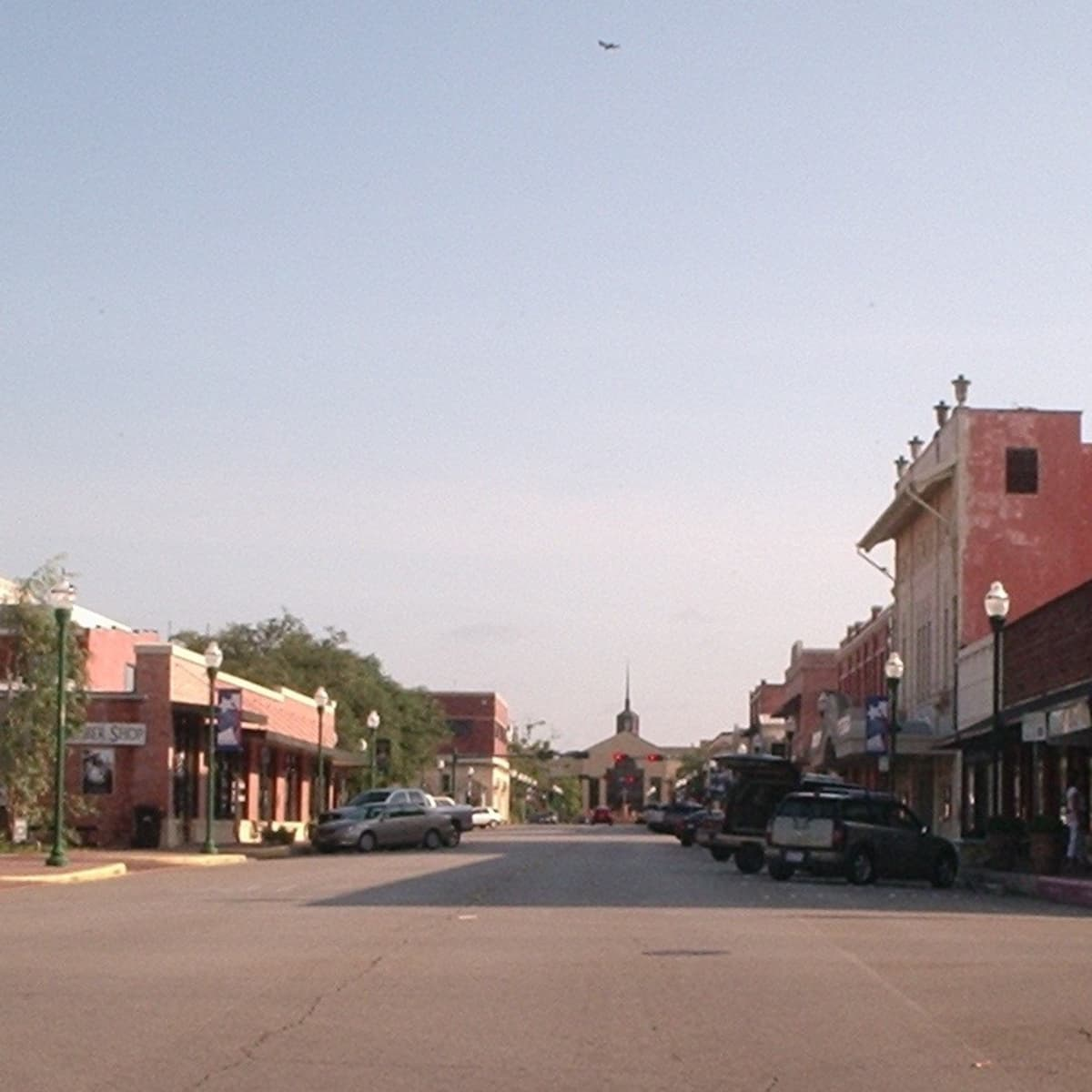 Conroe North Main Street