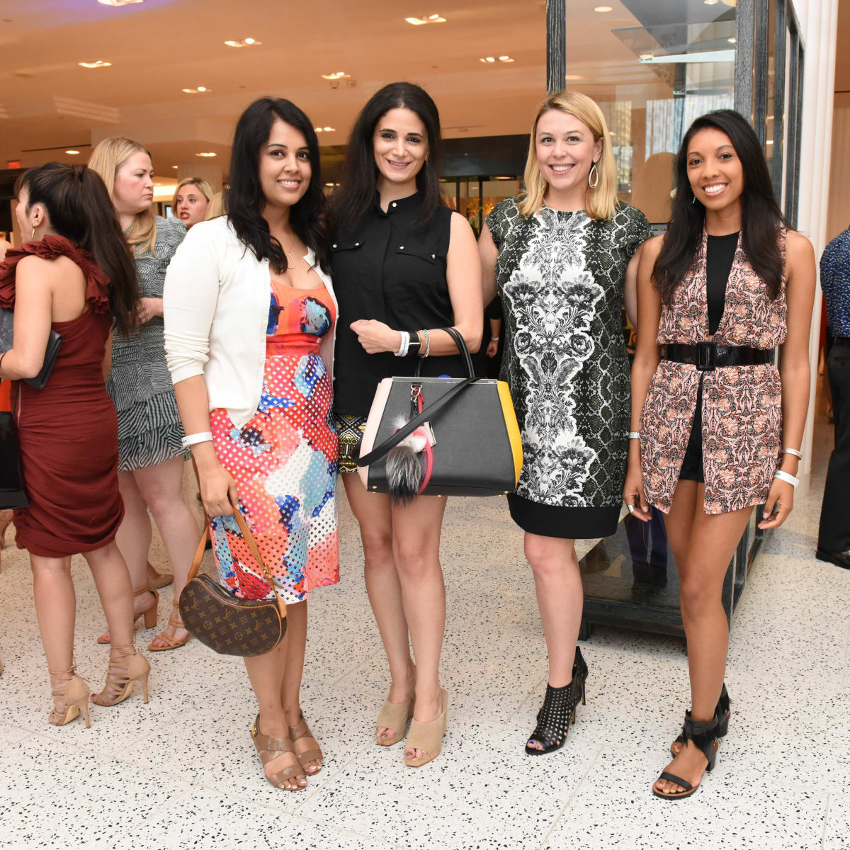 News, Shelby, Women of Wardrobe Back to School, Aug. 2015, Nila Ray, Mira Haykal, DeDe King, Catherine Gochoco