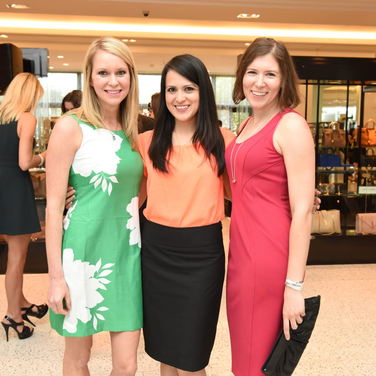 News, Shelby, Women of Wardrobe Back to School, Aug. 2015,Ashley Kobelan, Monica Petrie, Michelle Kobelan
