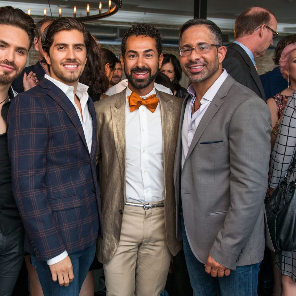 News, Shelby, Heart of Fashion, Aug. 2015, Xandro Canales, Sal Montes, Fady Armanious, Calvin Azzam