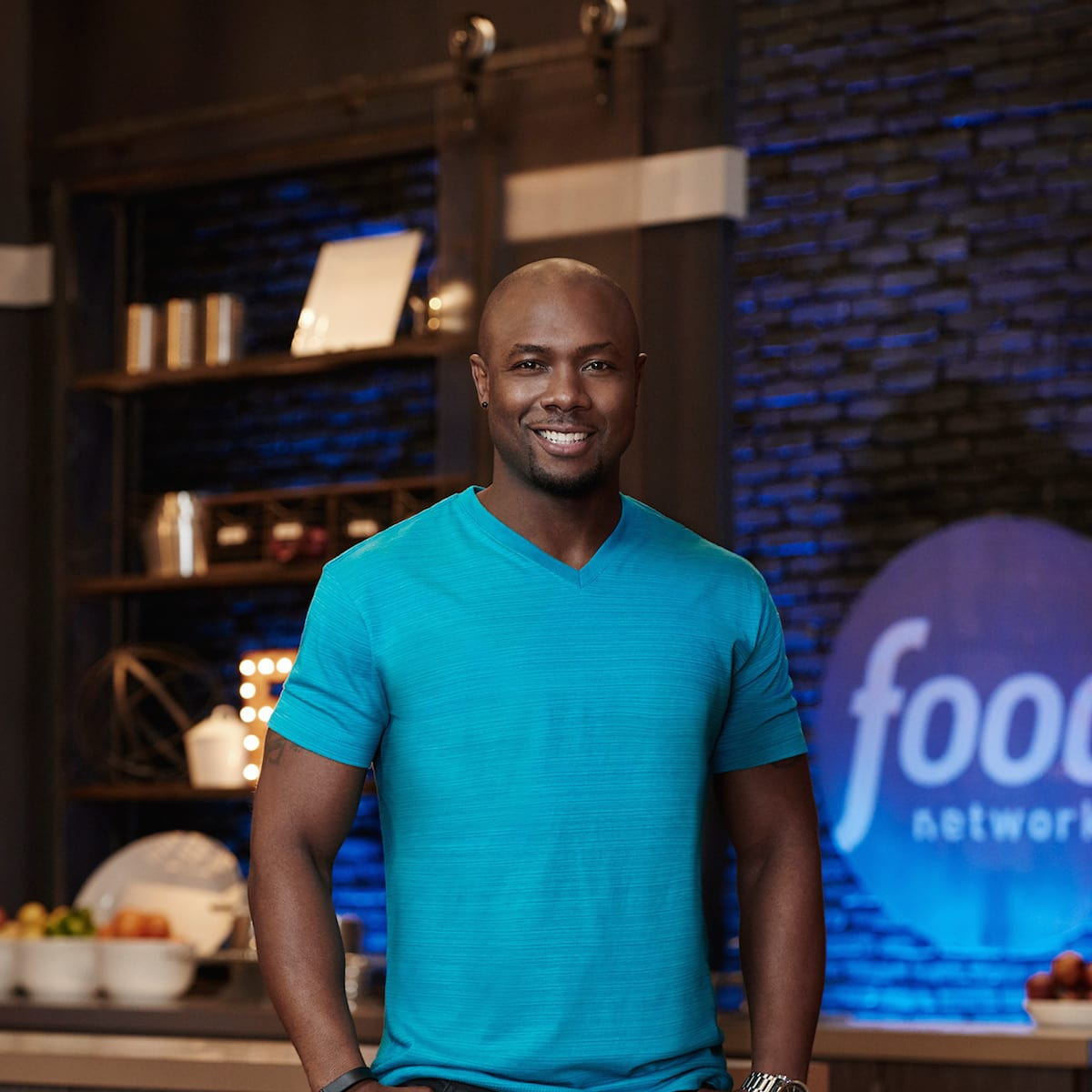 Eddie Jackson Next Food Network Star