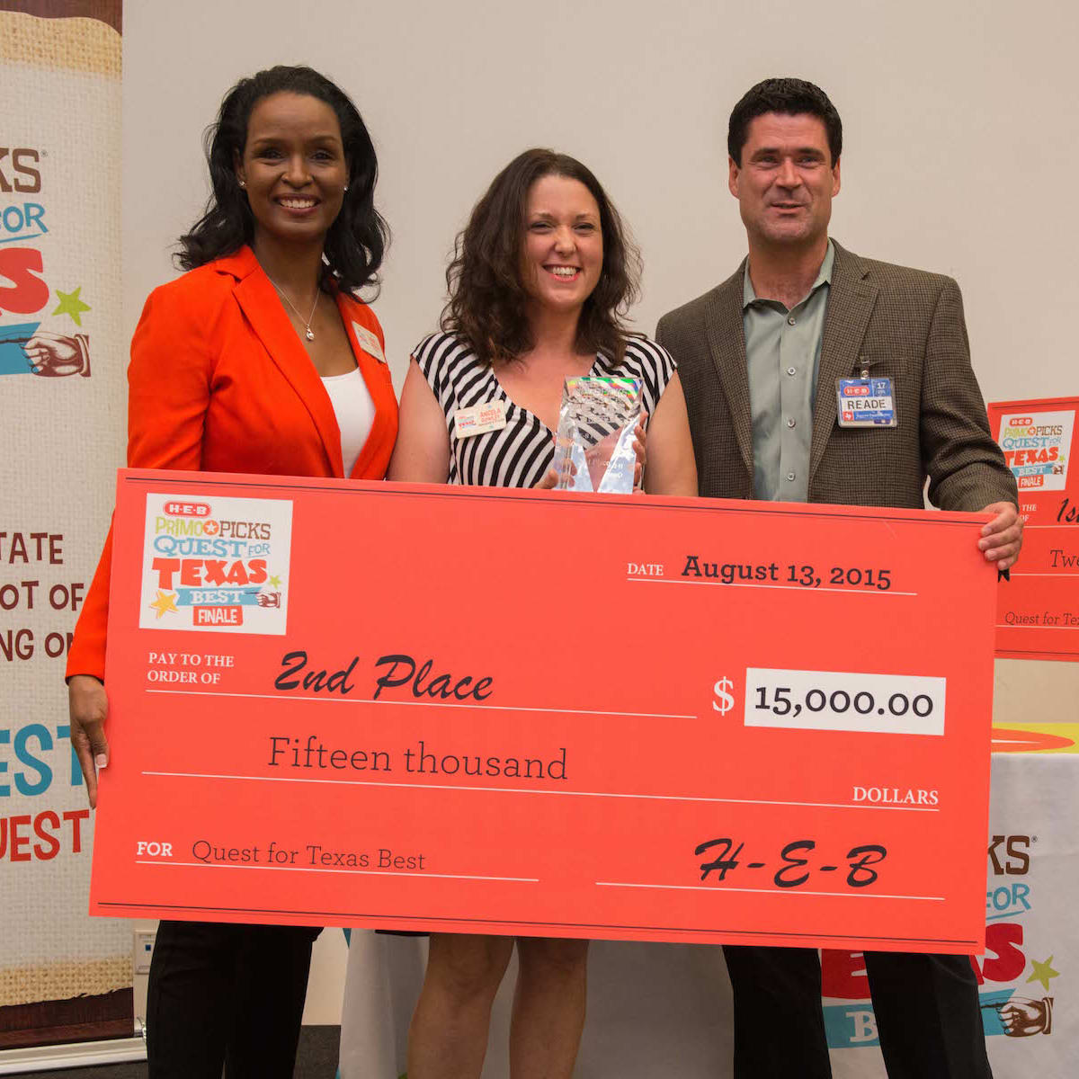 H-E-B Texas Best Angela Rowley Blackbird Foods
