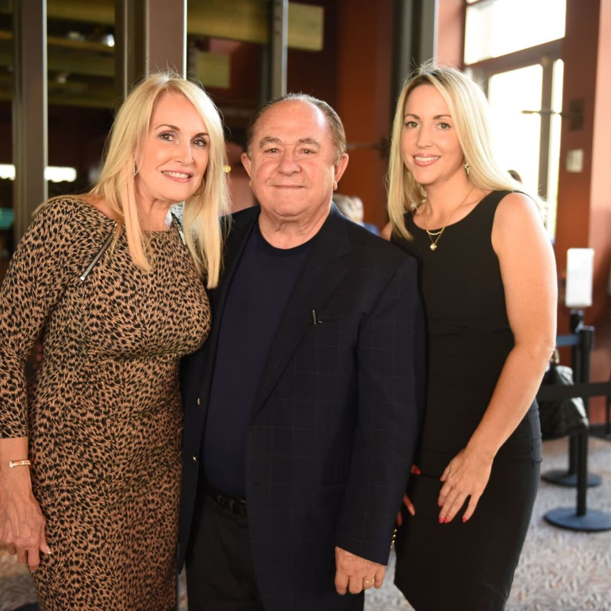 News, Shelby, Blunt Force Trauma premiere, Aug. 2015, Jean Moore, Johnny Moore, Stacey Davis