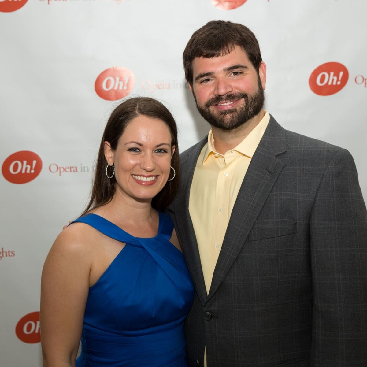 News, Shelby, Opera in the Heights party, August 2015,  Julia Engels, James Chamberlain