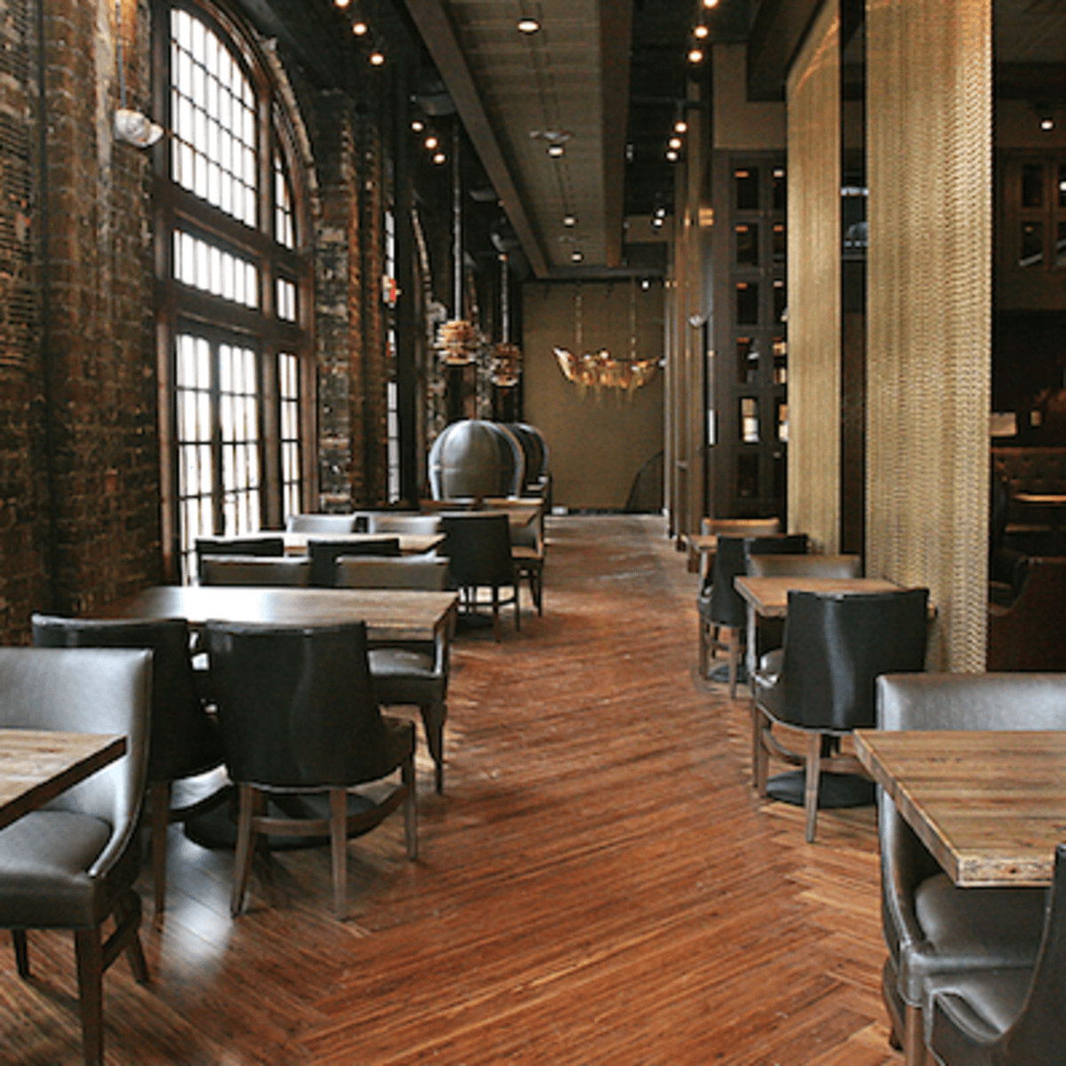 Houston, Lawless Kitchen and Bar, August 2015, interior