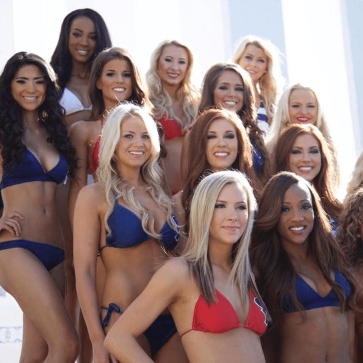 Houston Texans cheerleaders calendar