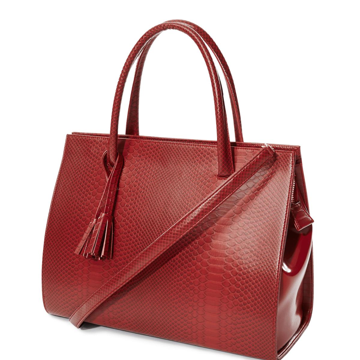 V'irkin bag, animal cruelty free alternative to Birkin bag