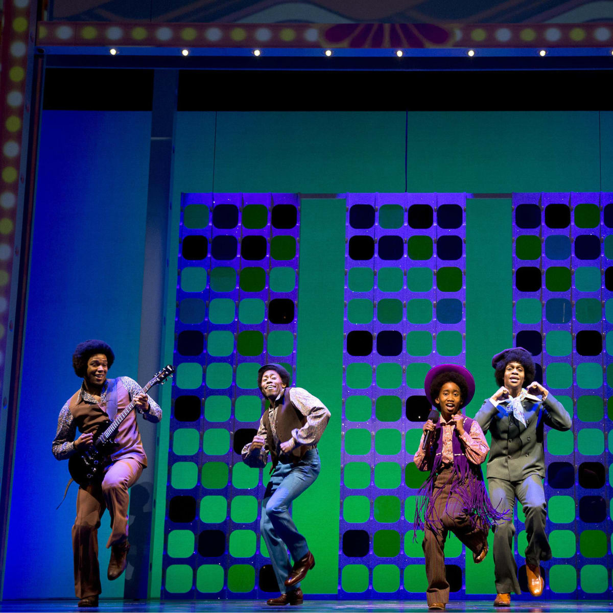 Motown the Musical original cast