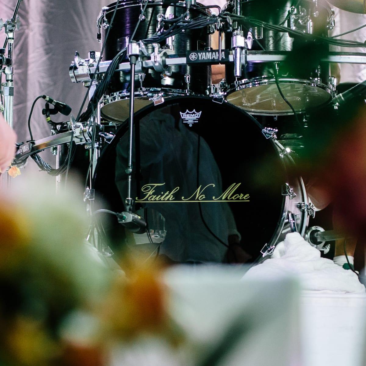 Faith No More at Austin Music Hall July 2015