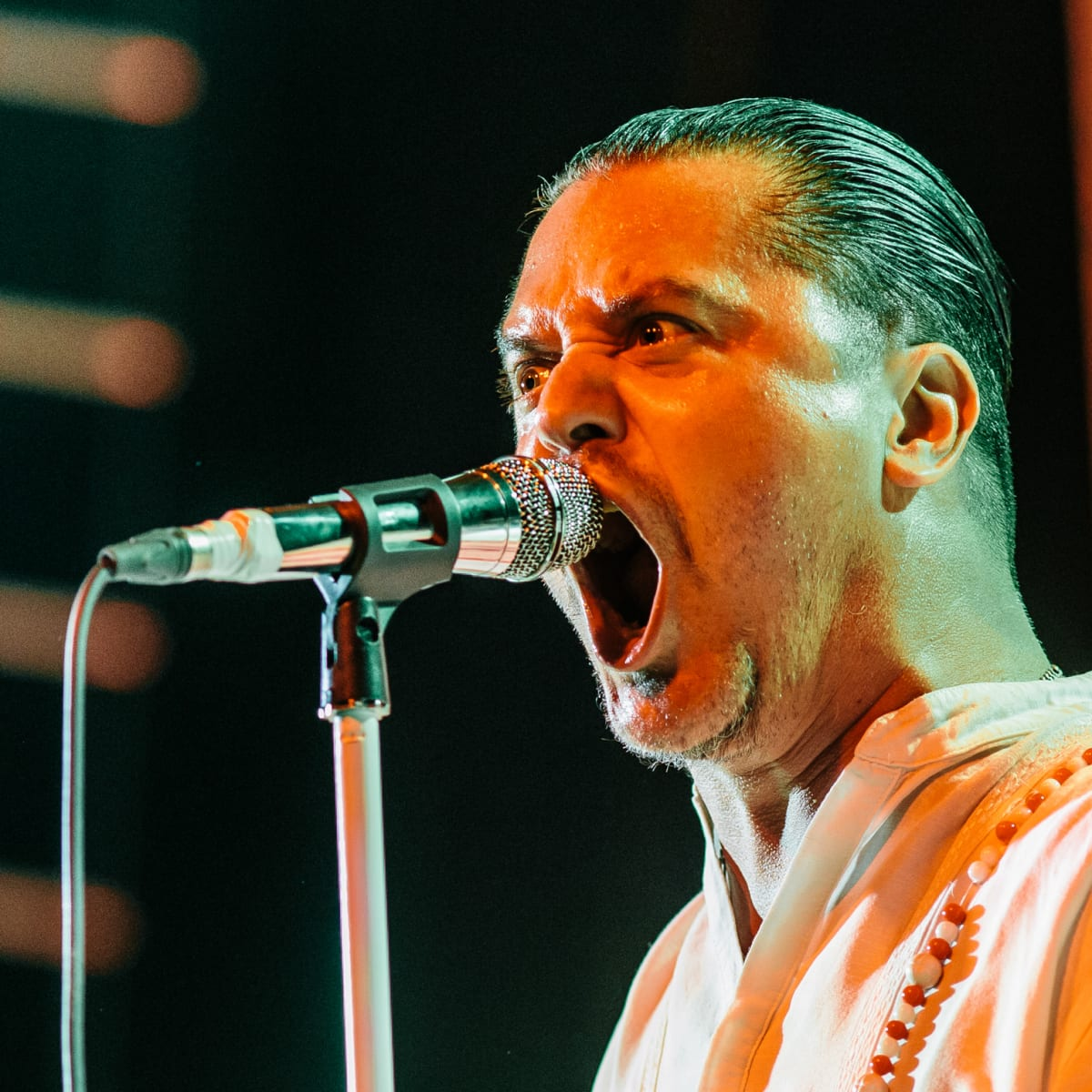 Faith No More at Austin Music Hall July 2015 Mike Patton