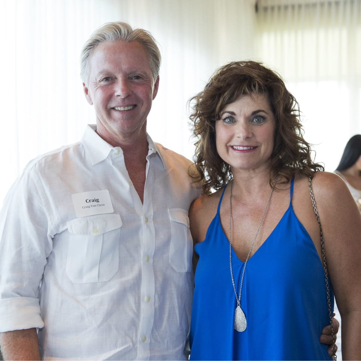 Craig Van Cleve, Tammy Siff