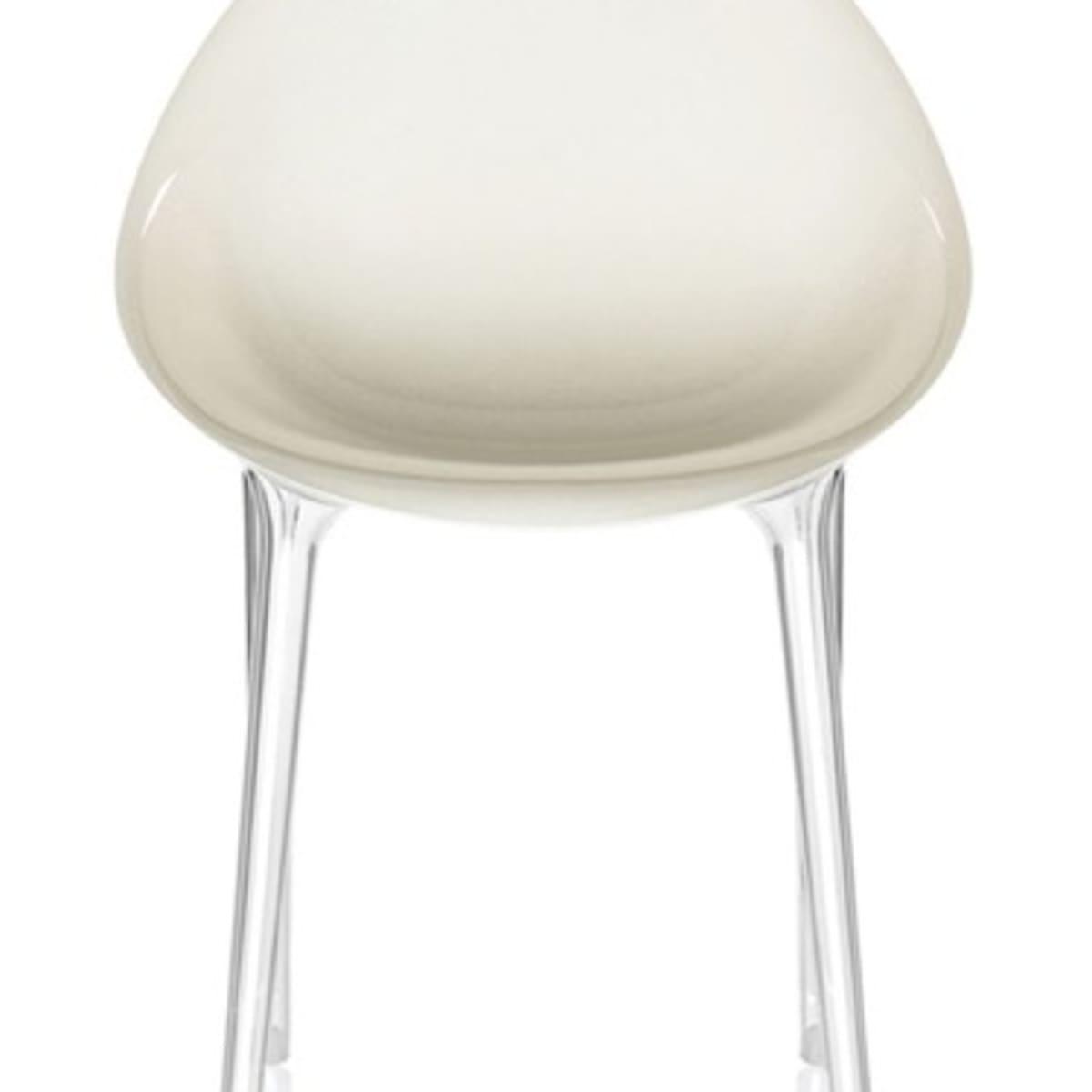 Six Kartell chair