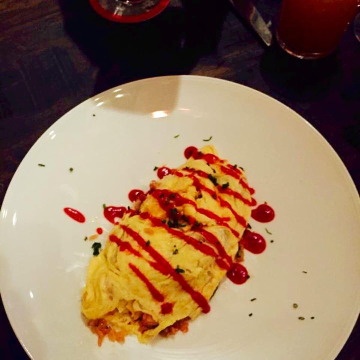 Izakaya omelette