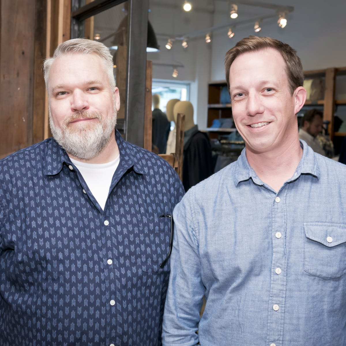 Houston, Stag Provisions opening party, June 2015, Steve Shuck, Don Weir