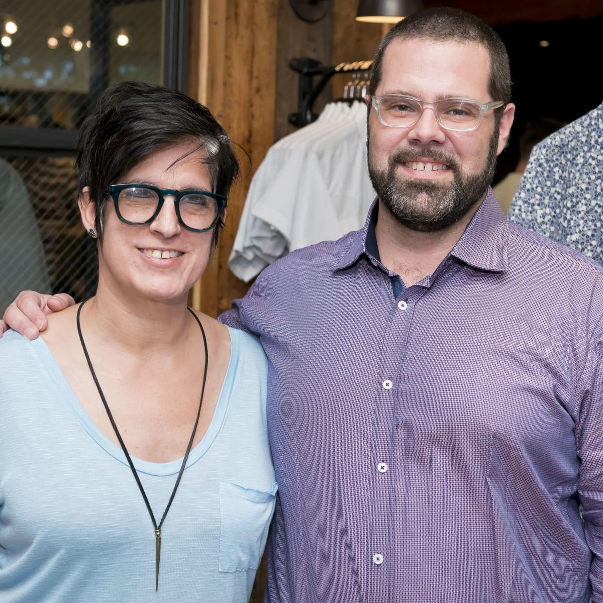 Houston, Stag Provisions opening party, June 2015, Celeste Tammariello, Jose Solis