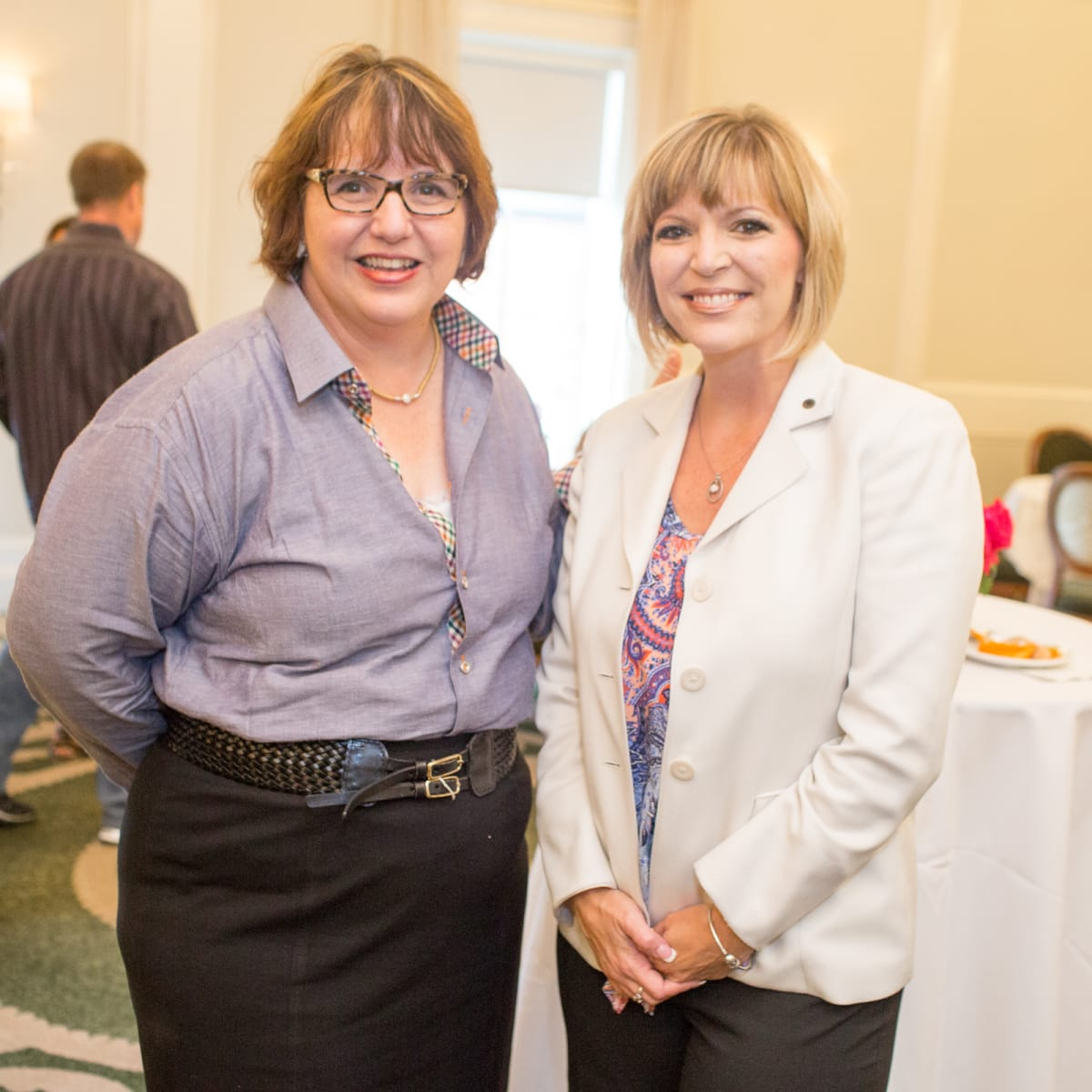News, Shelby, Cheers 4 Charity kick-off, June 2015, Ellen Efsic, Kristie Cherry