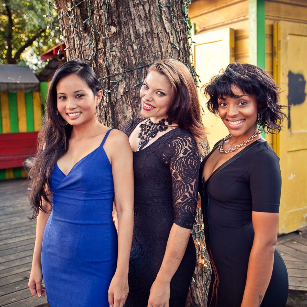 Houston, CultureMap Social, June 2015, Mindy Le, Kristin Montoya, Visuelle Pryor