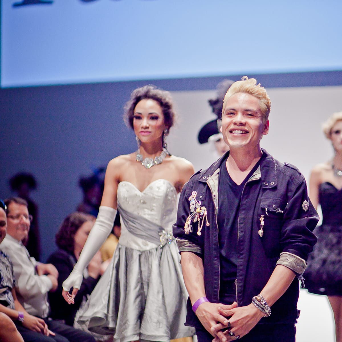 Houston, Fashion Fusion, June 2015, Alfredo Saucedo