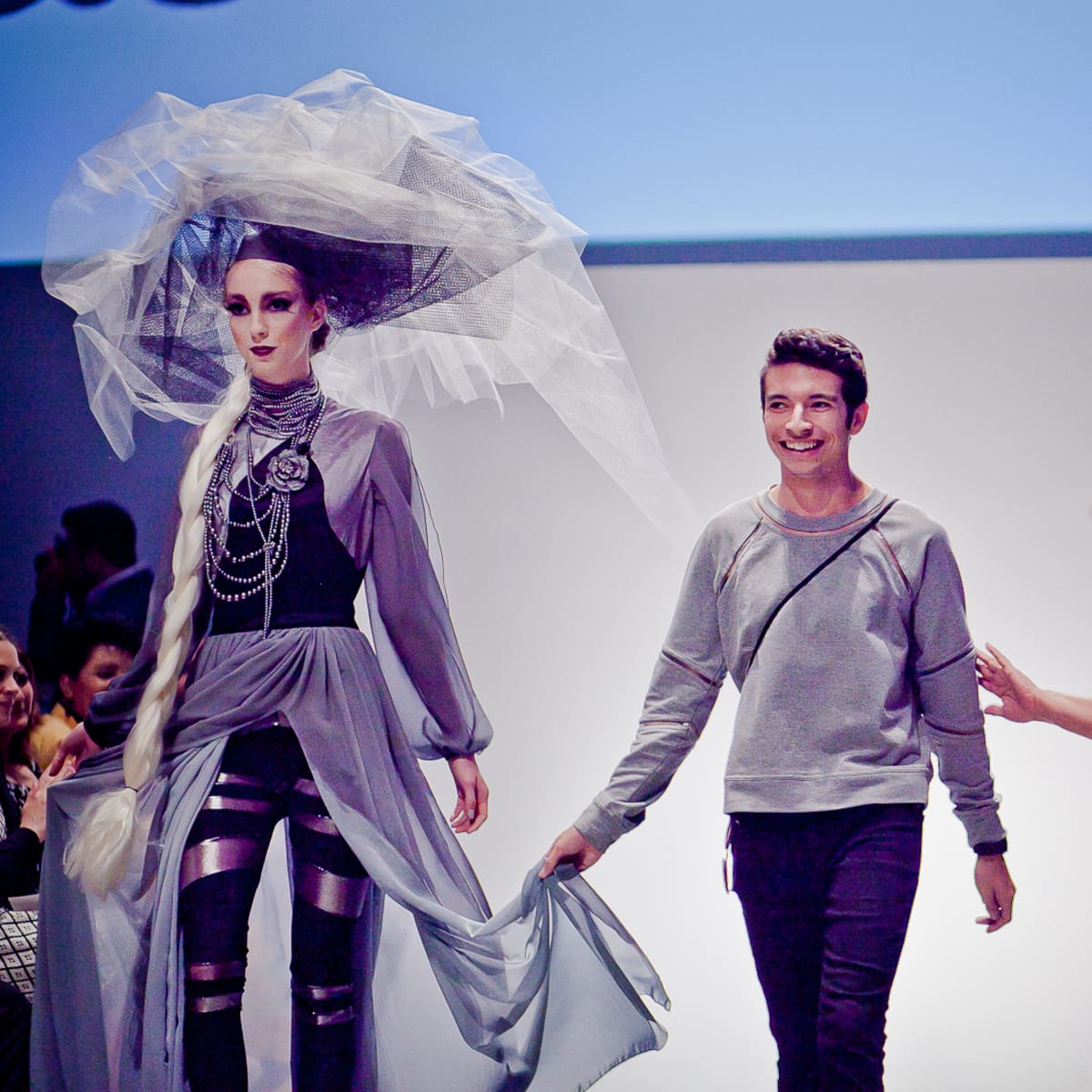 Houston, Fashion Fusion, June 2015, Alan Gonzalez